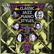 "Classic Jazz Piano Styles Vinyl 12"" (Used)"