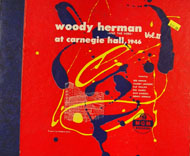 Woody Herman And The Herd 78