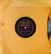 Andrews Sisters / Red Foley 78
