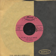 "Tony Martin With His Starlighters Vinyl 7"" (Used)"