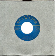 """Charlie Ventura And His Orchestra Vinyl 7"""" (Used)"""