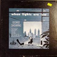"""George Shearing Vinyl 10"""" (Used)"""