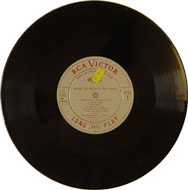 """Arne Domnerus And His Orchestra Vinyl 10"""" (Used)"""