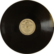 """Vaughn Monroe And His Orchestra Vinyl 10"""" (Used)"""