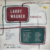"Larry Wagner And Orchestra Vinyl 10"" (Used)"