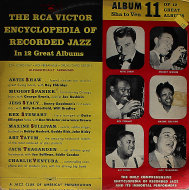 "The RCA Victor Encyclopedia Of Recorded Jazz: Album 11 Sha To Ven Vinyl 10"" (Used)"