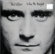 "Phil Collins Vinyl 7"" (New)"
