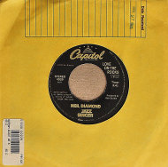 "Neil Diamond Vinyl 7"" (Used)"