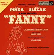 "Ezio Pinza / Walter Slezak Vinyl 7"" (Used)"