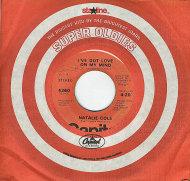 """Natalie Cole Vinyl 7"""" (Used)"""