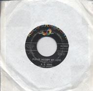 "B.B. King Vinyl 7"" (Used)"