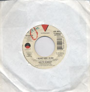 "Keith Sweat Vinyl 7"" (Used)"