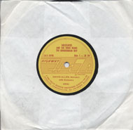 "David Allen / Gene Kelly Vinyl 7"" (Used)"