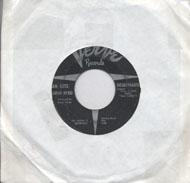 """Stan Getz / Charlie Byrd Vinyl 7"""" (Used)"""