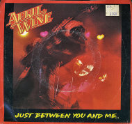 "April Wine Vinyl 7"" (Used)"