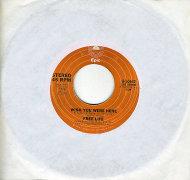 """Free Life Vinyl 7"""" (Used)"""