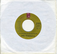"Teddy Pendergrass Vinyl 7"" (Used)"