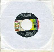 """Mills Brothers Vinyl 7"""" (Used)"""