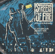 """Streets Of Fire: A Rock & Roll Fable Vinyl 7"""" (Used)"""