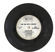 """Count Basie and His Orchestra Vinyl 7"""" (Used)"""