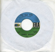 "Jewel Akens Vinyl 7"" (Used)"