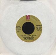 "Harold Melvin & The Bluenotes Vinyl 7"" (Used)"