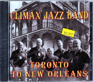 Climax Jazz Band CD