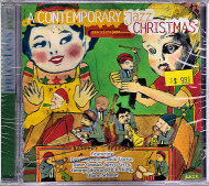 A Contemporary Jazz Christmas CD