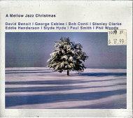 A Mellow Jazz Christmas CD