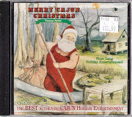 Merry Cajun Christmas: Volumes I And II CD