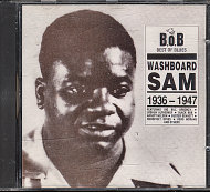 Washboard Sam CD