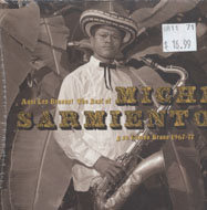 Michi Sarmiento CD