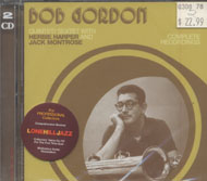 Bob Gordon CD