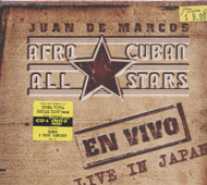 Afro-Cuban All Stars CD