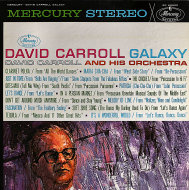"David Carroll And His Orchestra Vinyl 12"" (Used)"