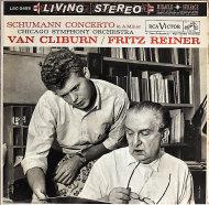 "Van Cliburn Vinyl 12"" (Used)"
