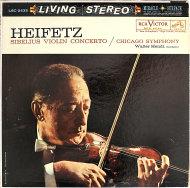 "Jascha Heifetz Vinyl 12"" (Used)"