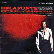 "Belafonte Vinyl 12"" (Used)"