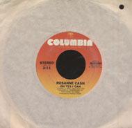 "Rosanne Cash Vinyl 7"" (Used)"