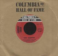 "Johnny Cash Vinyl 7"" (Used)"