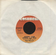 "Johnny Cash Vinyl 7"" (Used)"