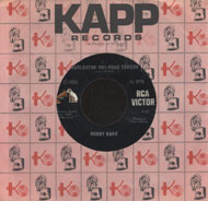 "Bobby Bare Vinyl 7"" (Used)"