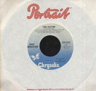"""Pat Benatar Vinyl 7"""" (Used)"""