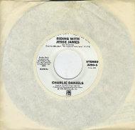 """Charlie Daniels / Emmylou Harris Vinyl 7"""" (Used)"""