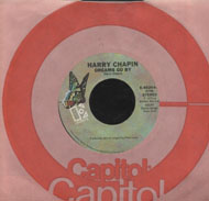 "Harry Chapin Vinyl 7"" (Used)"