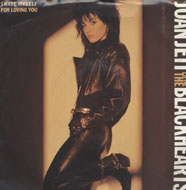 "Joan Jett & The Blackhearts Vinyl 7"" (Used)"