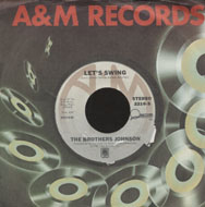 "The Brothers Johnson Vinyl 7"" (Used)"