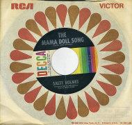 """Salty Holmes Vinyl 7"""" (Used)"""