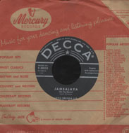"Little Brenda Lee (9 Years Old) Vinyl 7"" (Used)"