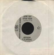 "Anthony & The Imperials Vinyl 7"" (Used)"